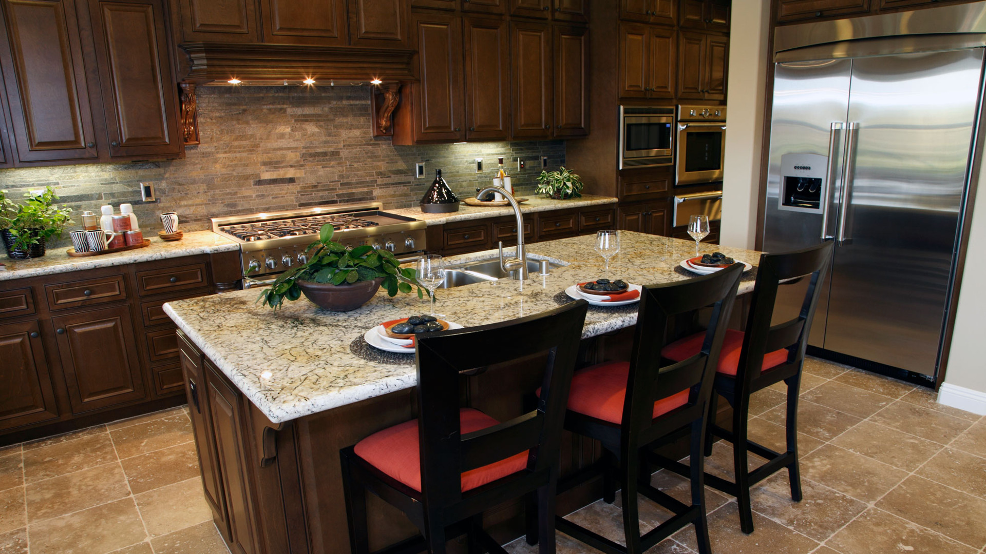 Palm Springs Kitchen Remodeling